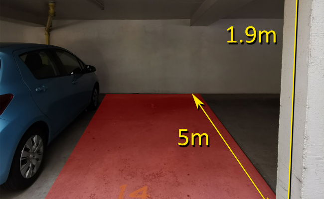 Lane Cove - Secure Indoor Parking Near Mafeking Ave