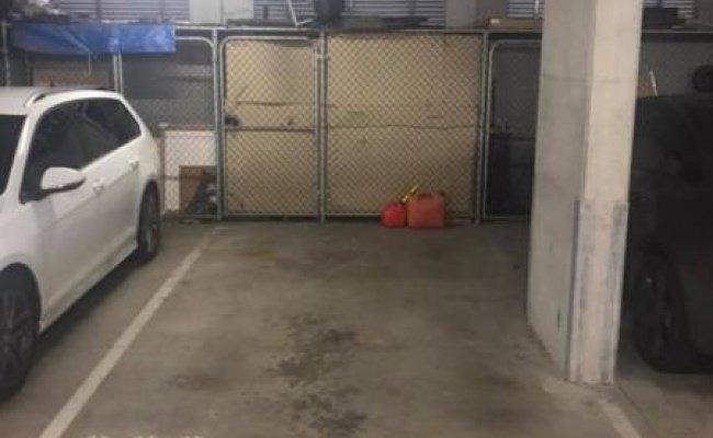 Lock up garage parking on Macaulay Rd in Kensington