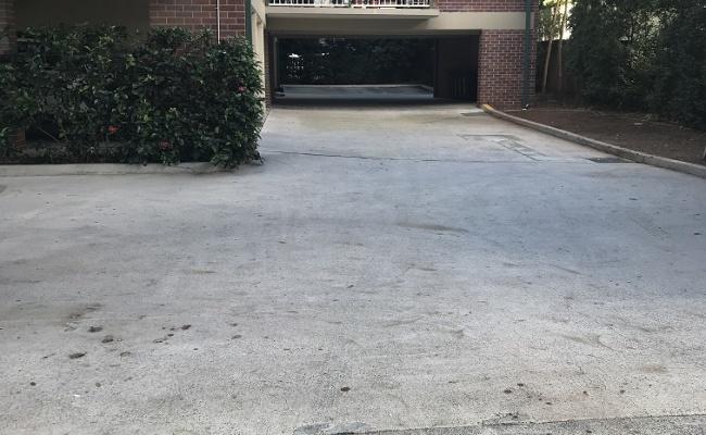parking on Manning Street in Milton