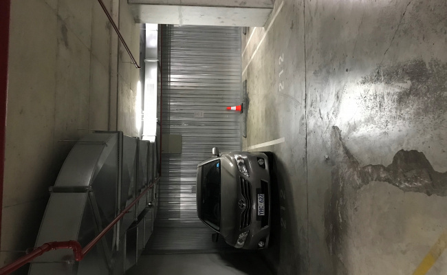 parking on Marcus Clarke Street in Canberra ACT