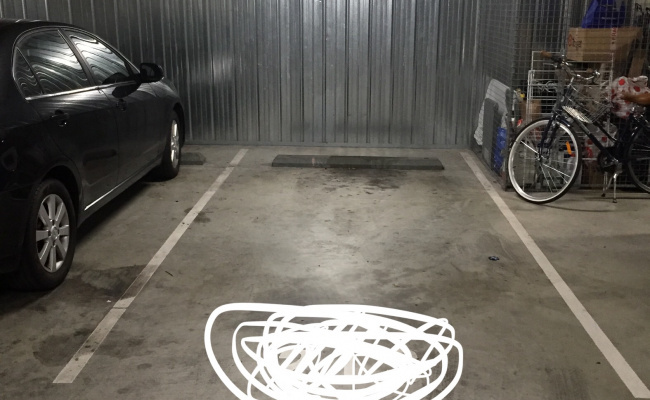 parking on Marcus Clarke Street in Canberra