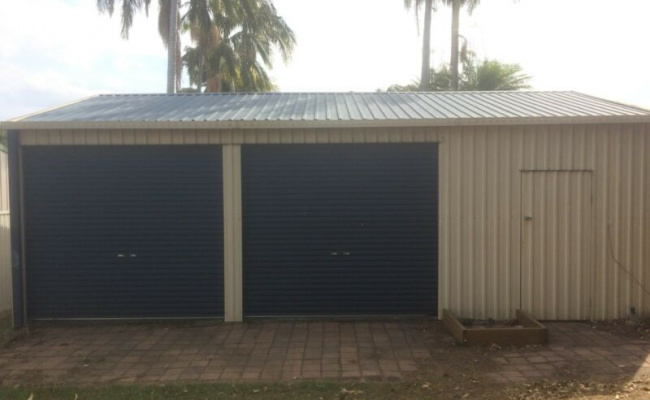 Self-storage Facility parking on Maree Street in Strathpine QLD