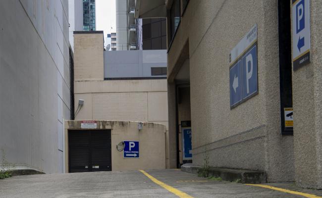 Brisbane City - RESERVED Parking near Eagle Street Pier