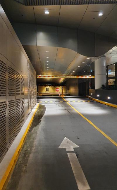 Great parking space near CBD