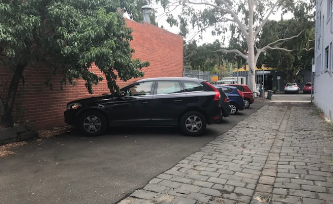 Parking Photo: Market Street  South Melbourne VIC  Australia, 30317, 97183