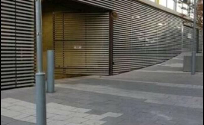 parking on Morphett Street in Adelaide South Australia