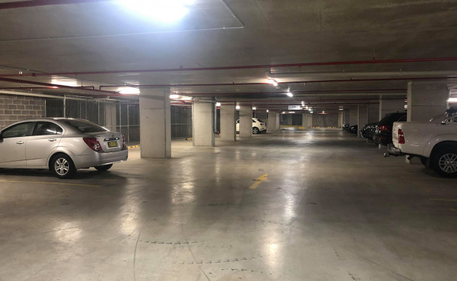 Secured & Affordable undercover parking in Wolli Creek