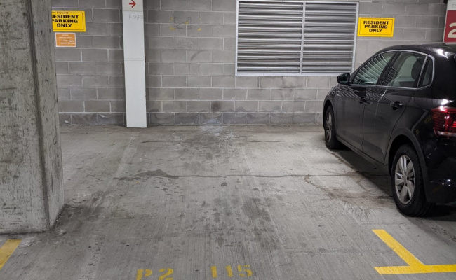 Pyrmont / Darling Harbour Covered parking