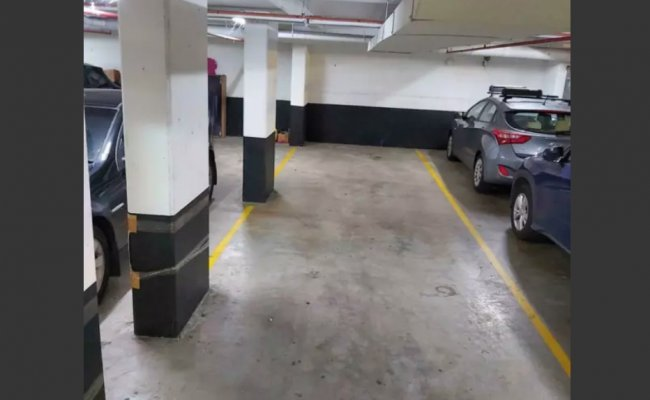 Indoor lot parking on O'riordan Street in Mascot New South Wales
