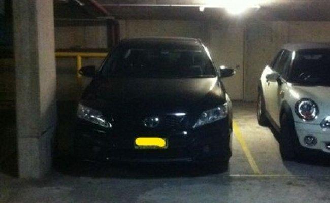 Great secure parking space in Bondi Junction