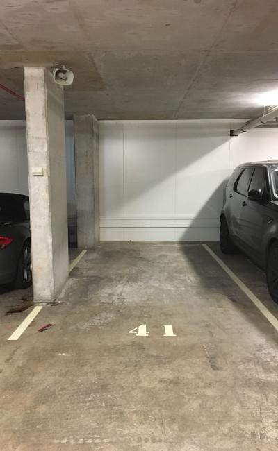 Undercover parking on Oxford Street in Bondi Junction