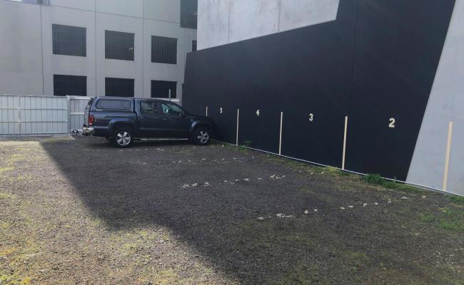 parking on Paisley Street in Footscray