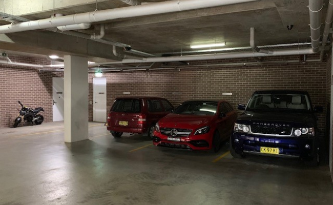 Car space, perfect location, near CBD, RPA, USYD