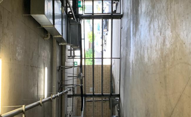 Great lock up garage