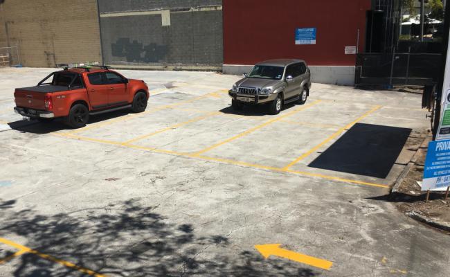 24/7 South Brisbane Parking - Peel St
