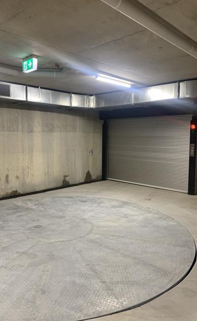 Indoor & Secure Parking