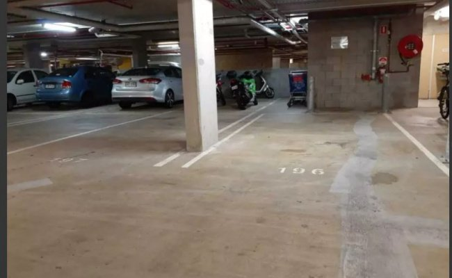 Undercover parking on Quay Street in Brisbane City Queensland