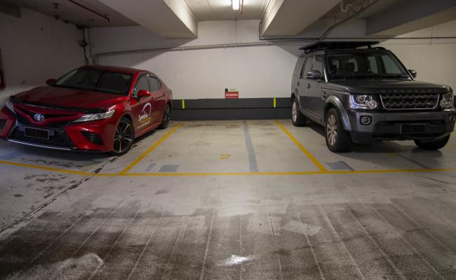Brisbane City - RESERVED Parking near Riverside Ferry Terminal