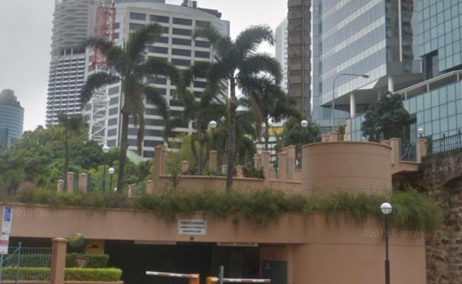 parking on Queen Street in Brisbane City Queensland