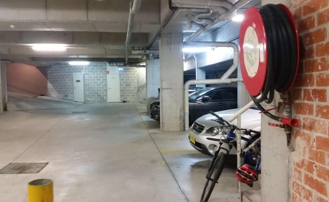 parking on Regent St in Redfern