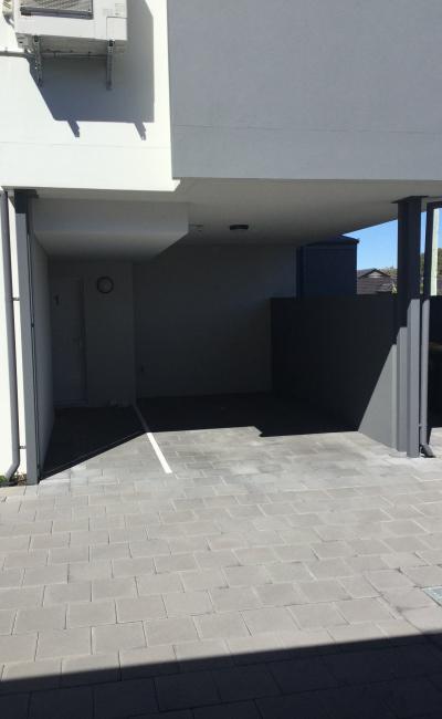 parking on Renmark Street in Balcatta