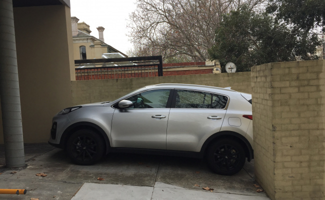 parking on Robe Street in St Kilda
