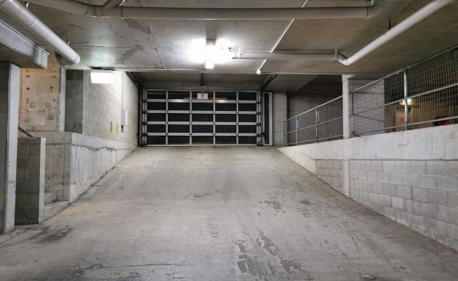 parking on Rosehill Street in Redfern