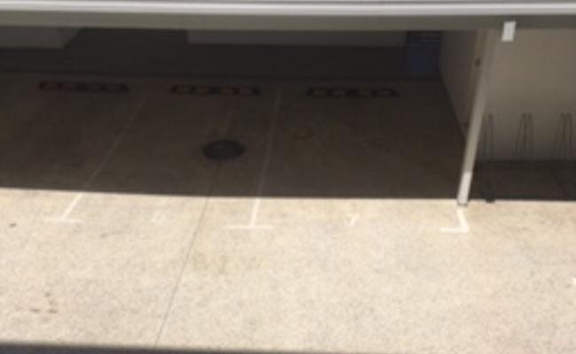 Undercover parking on Sackville Terrace in Scarborough Western Australia