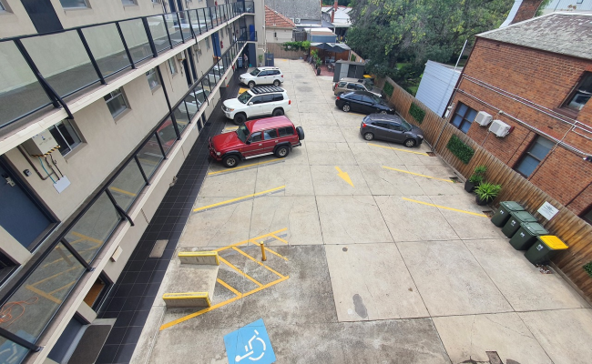 East Melbourne - Secure Parking Close to Freemasons Epworth and St Vincent Private Hospital