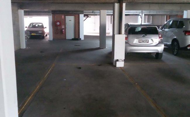 Parramatta - Secure Parking near Prince Alfred Square