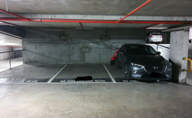 parking on Southbank Blvd in Southbank VIC