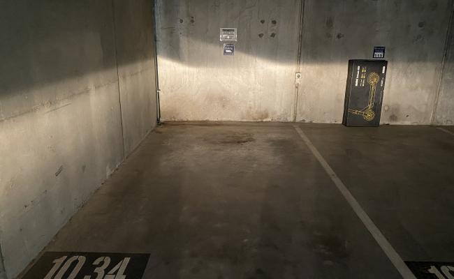 parking on Spencer Street in Docklands Victoria