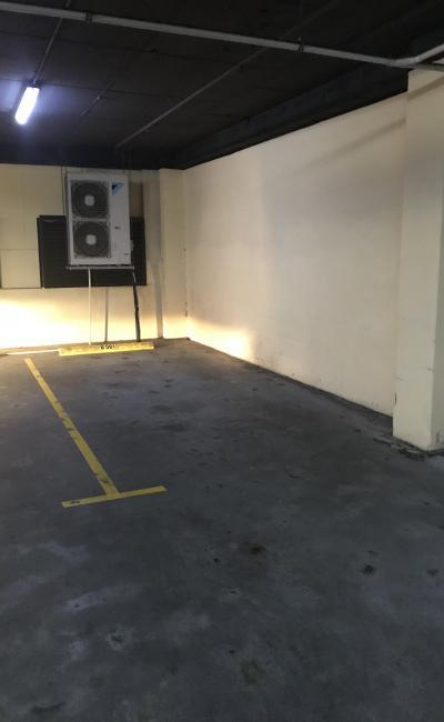St. Georges Terrace Indoor Parking