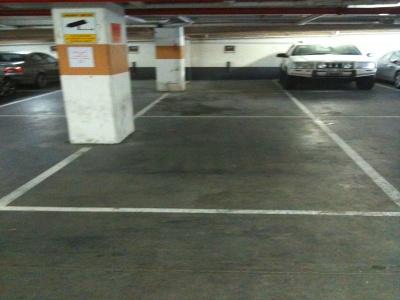 2 Tandem car parks on St. Kilda Rd - Great Value