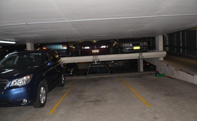 parking on St Marks Rd in Randwick