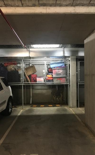 Indoor lot parking on Stanley Street in Collingwood