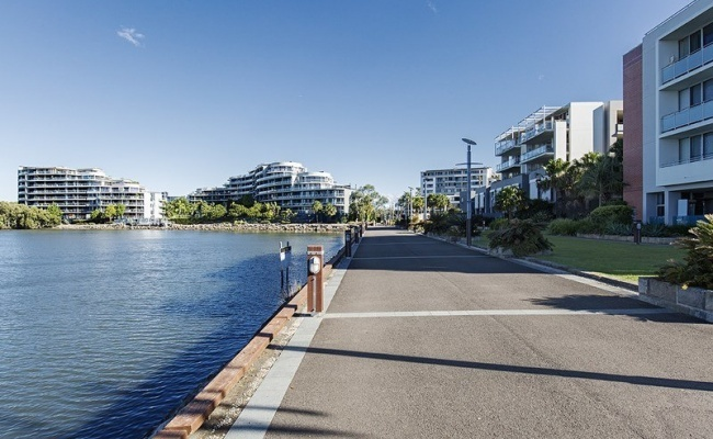 Wentworth Point - Secure Underground Parking near Ever UGG Outlet