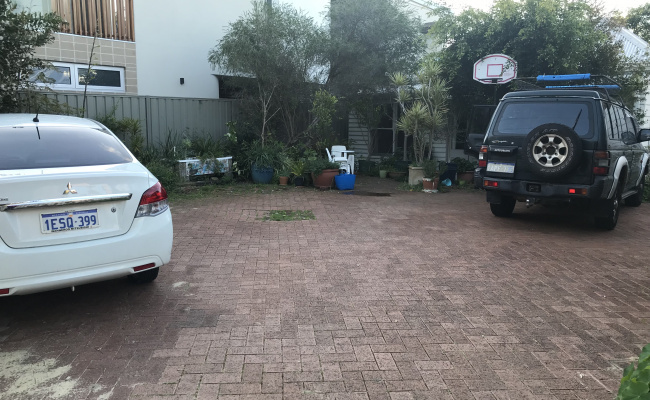Great CBD carpark space, near free-bus zone and East Perth and Claisebrook Stations