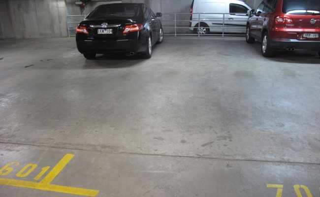 swanston street undercover parking