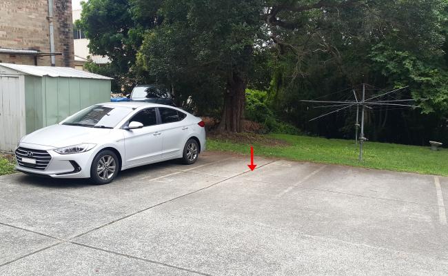 Off-Street Car Parking Space, Close to Public Transport (Balgowlah)