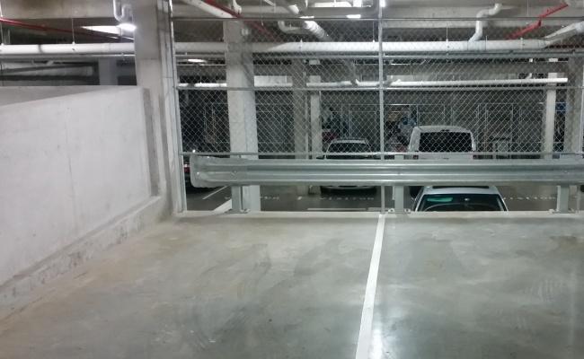 Secure Parking in Ashfield