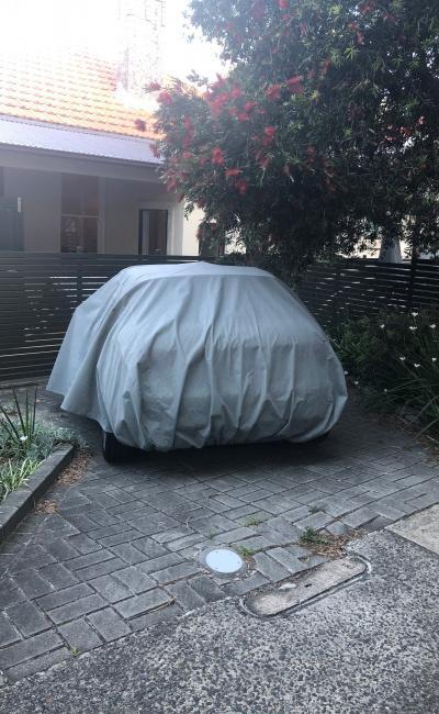 parking on West Street in North Sydney