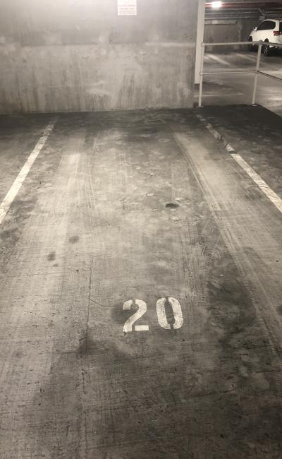 Fortitude Valley Carpark Available!