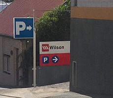 parking on Wickham Terrace in Spring Hill