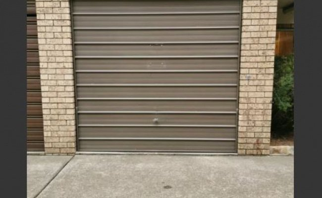 Lock up garage parking on Wigram Street in Harris Park New South Wales 2150