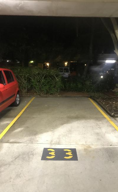 Undercover parking on Williams Parade in Dulwich Hill NSW