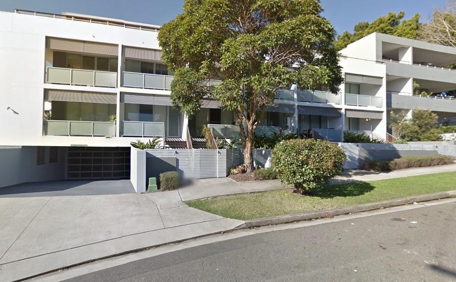 parking on McKinnon Ave in Five Dock NSW 2046