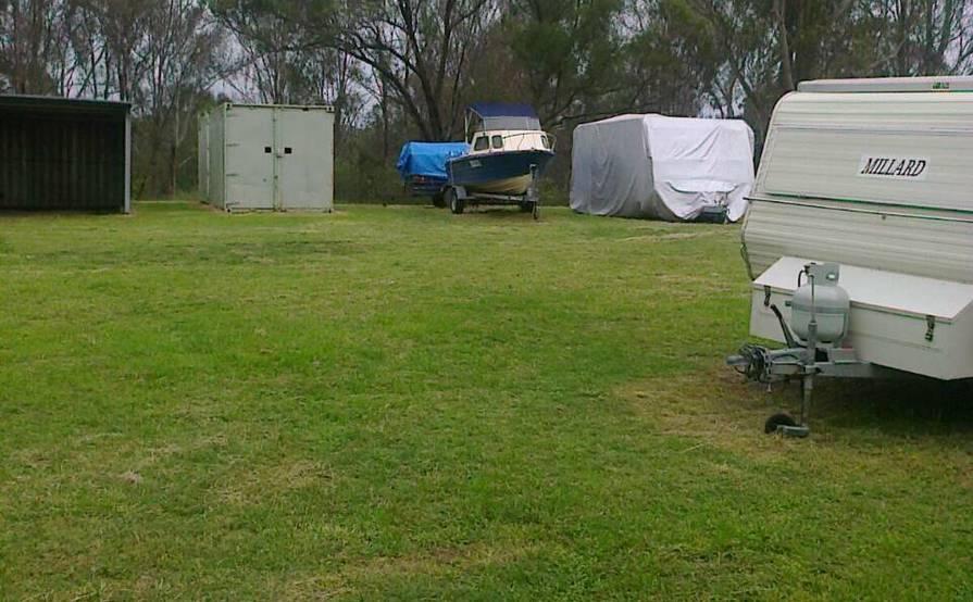South Windsor - Open Yard Space for Caravan Storage #2
