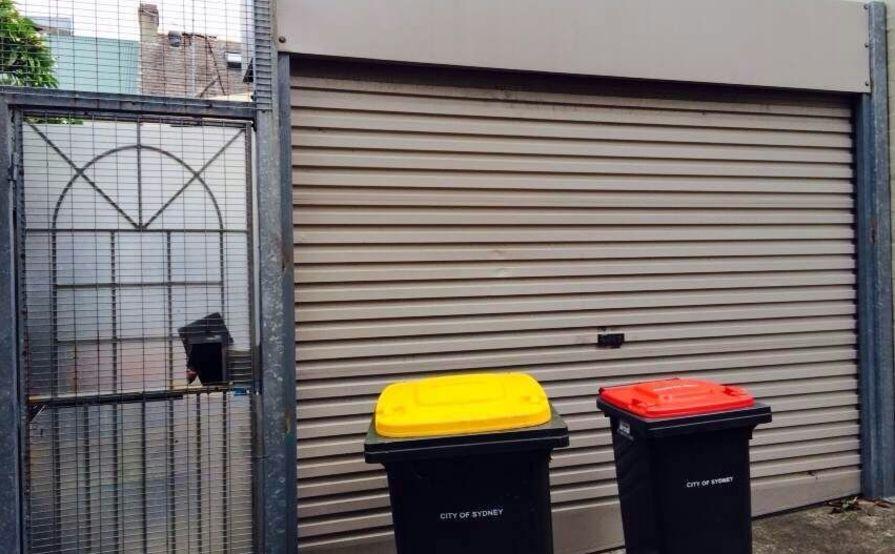 Secure Car Parking Space