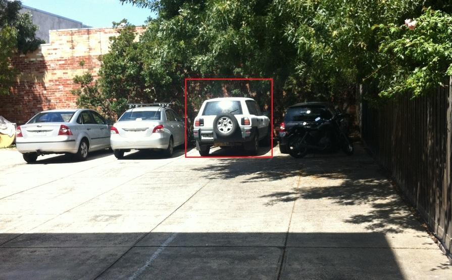 parking on Edward St in Brunswick VIC 3056